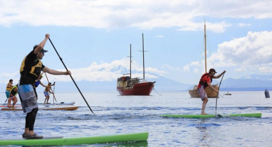 SUP - RIDE THE ANDES - VIDEO Y FOTOGRAFÍA